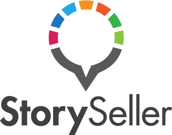 Logo for StorySeller Media