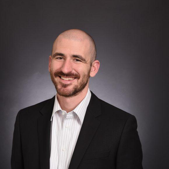 Headshot of Nathan Kundtz, Ph.D.