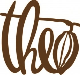Logo for Theo Chocolate